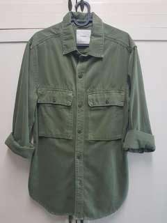 Mango Man over shirt jacket