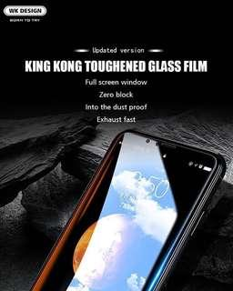 🚚 WK 3D Edge to Edge Tempered Glass IPhone 7 Plus/ 8 Plus