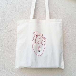 Embroidery Handmade Tote Bag