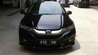 Honda city s cvt at 2014