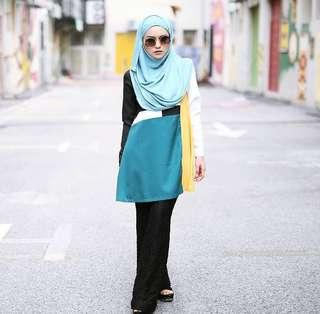 Imaan boutique top