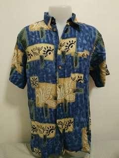 Vintage Short Sleeve Polo Shirt