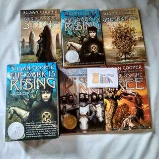 The Dark is Rising Sequence Box Set