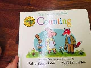 Tales from Acorn Wood - Counting