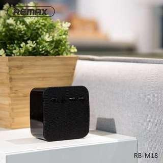 🚚 REMAX RB-M18 Portable Wireless Bluetooth Speaker