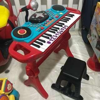 piano elc