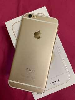 iphone 6S gold 64gb for sell