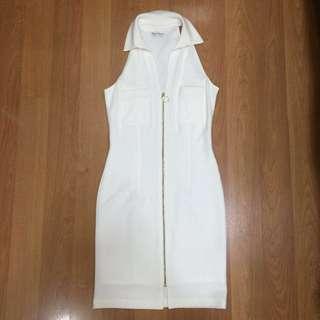 New:Miss Selfridge white dress