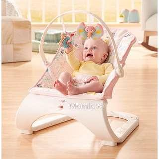 Ready Stock ! Brand New Fisher Price Comfort Curve Bouncer *Best Gift for your little one* Christmas Present *
