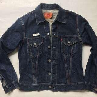 spellbound domingo selvedge trucker jacket