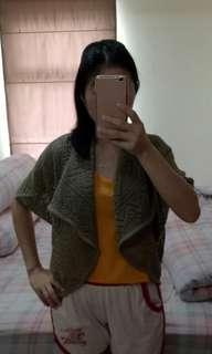 Vest / outer / kardigan rajut