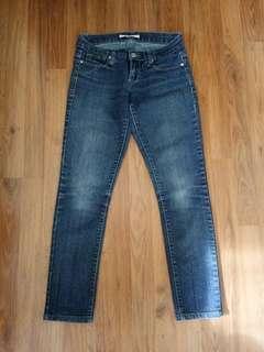21 Denim jeans (woman)