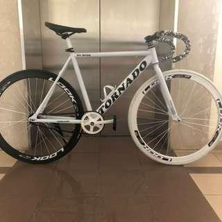 🚚 Fixed gear bicycle