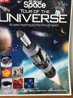 All about space tour of the universe