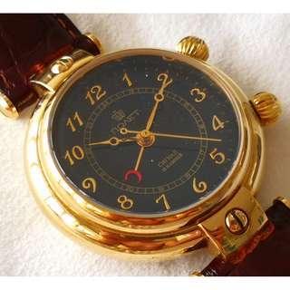 POLJOT Manual Winding ALARM Watch (POLJOT 手上鍊機械鬧錶)