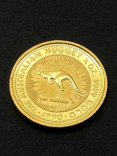 Collector's GOLD Coin - (1/4 Ounce Aus) ❤️❤️💚💚💛💛💙💙