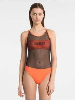 AUTHENTIC LIMITED EDITION CALVIN KLEIN ONE PIECE SWIMSUIT