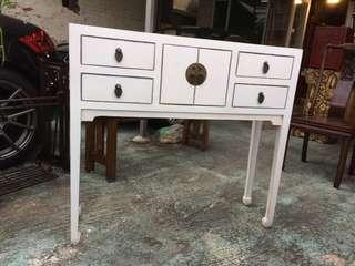 Side table or sideboard