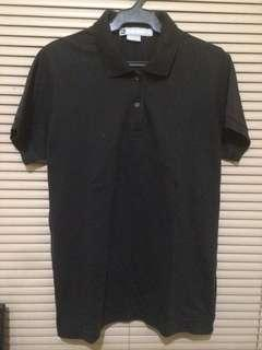 Baleno black polo shirt
