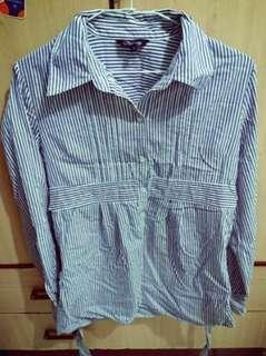 🚚 98.條紋襯衫