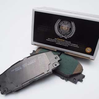 *Great Deal  * Hyundai / Kia / Chevrolet  Premium Gold Ceramic Brake Pad Front