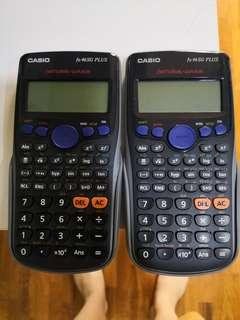 Casio Calculator (fx - 96SG PLUS)