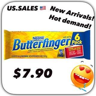 Back in demand - Butterfinger Fun Pack from 🇺🇸