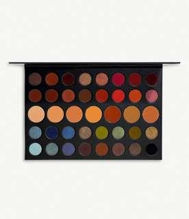 Morphe 39 dare to create palette