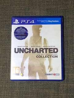 Uncharted The Nathan Drake Collection for PS4