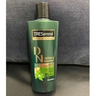 TRESemme Detox & Nourish Shampoo Ginger & Green Tea (170ml)