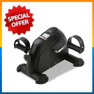 ⭐Scratch⭐Gym Mini Genuine Exercise Bike/Bicycle Exerciser Cycle 1 year warranty