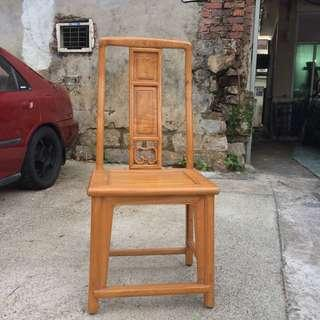 Chinese style chair