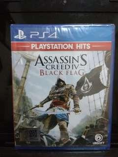 PS4 Game - Assasin's Creed Black Flag