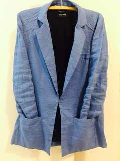 Chambray Blue Light Blazer
