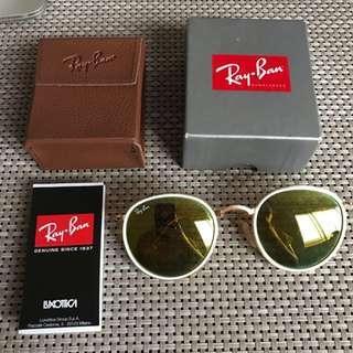 Rayban Foldable Sunglasses