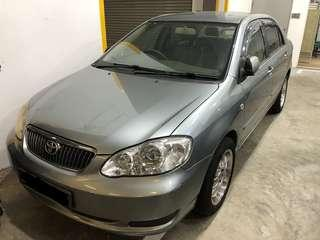 WEEKLY $290 TOYOTA ALTIS FOR LEASE! COMES ALONG WITH 3/7DAYS FOC RENTAL!