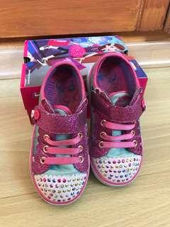 Twinkle toes by Skechers kids shoes