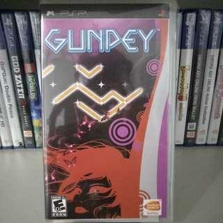 PSP - Gunpey