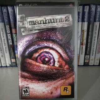 PSP - Manhunt 2