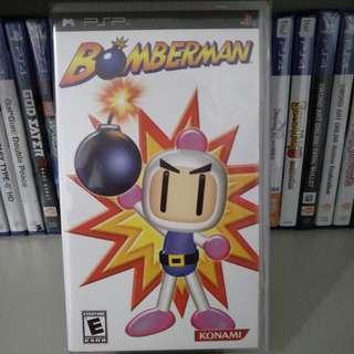 PSP - Bomberman