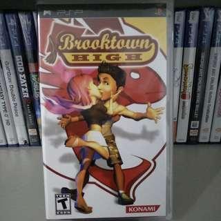 PSP - Brooktown High