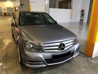 WEEKLY $440 Mercedes-Benz C180 Kompressor Auto UP TO 18DAYS FOC RENTAL
