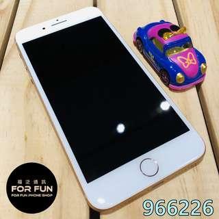🌈(二手保固內)Apple iPhone 8 Plus 256GB  金色,外觀9成5新,網路交易有實體店面更有保障!