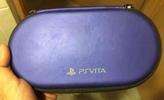 Psvita casing bag blue