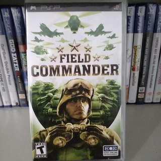 PSP - Field Commander