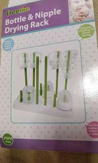 BNIB Treenie Bottle & Nipple Drying Rack