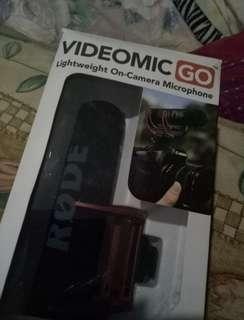 VIDEOMIC GO