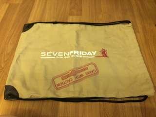 Seven Friday drawstring backpack