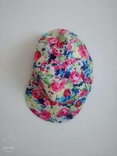 🚚 韓系森林花園板帽9.999新只有試戴