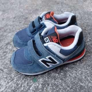 New Balance Rubber Shoes 13.5cm